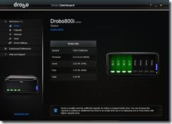 Drobo-UI-overview