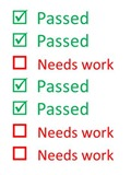 RCOR-checklist